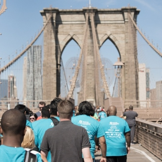 2017 NY Walk to Fight Lymphedema & Lymphatic Diseases Photo