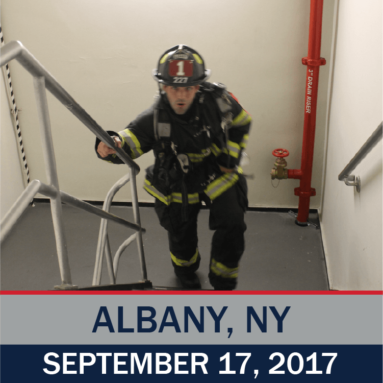 Tunnel to Towers Tower Climb Albany 2017 Photo