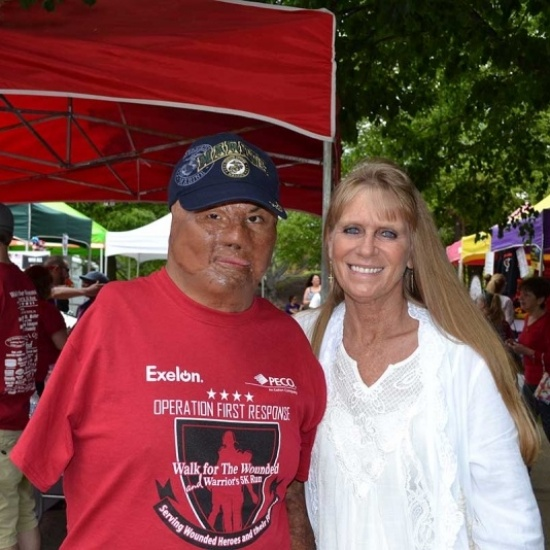 Walk For the Wounded 2017 Photo