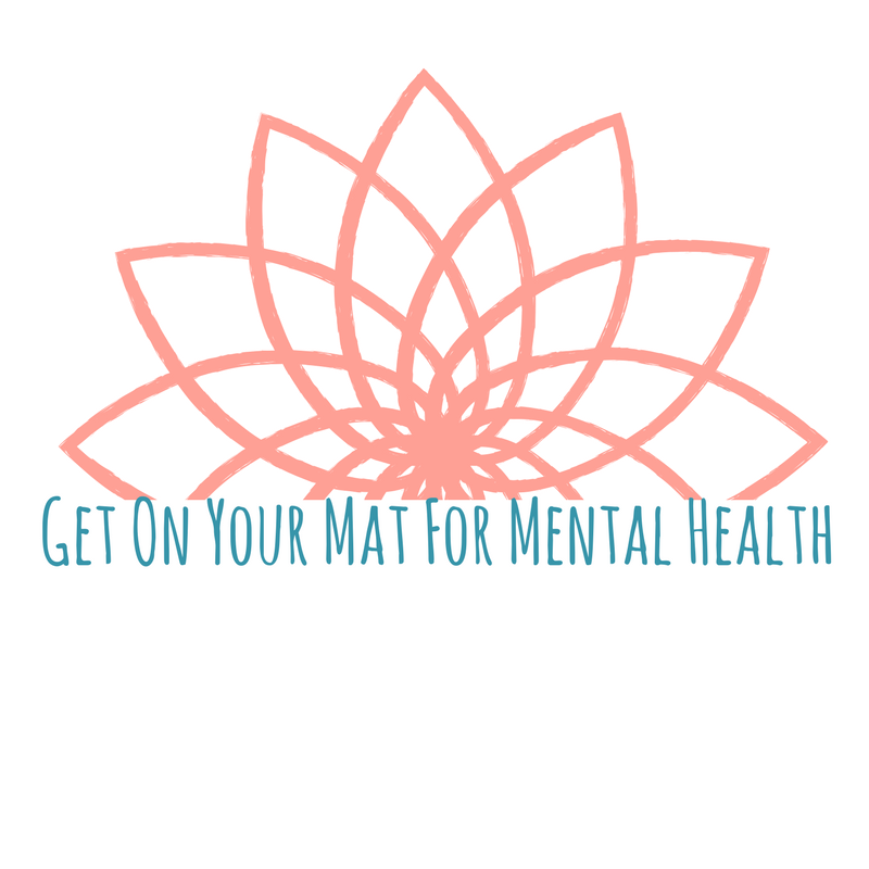 Get On Your Mat For Mental Health Photo