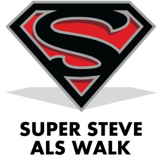 Super Steve ALS Walk Photo
