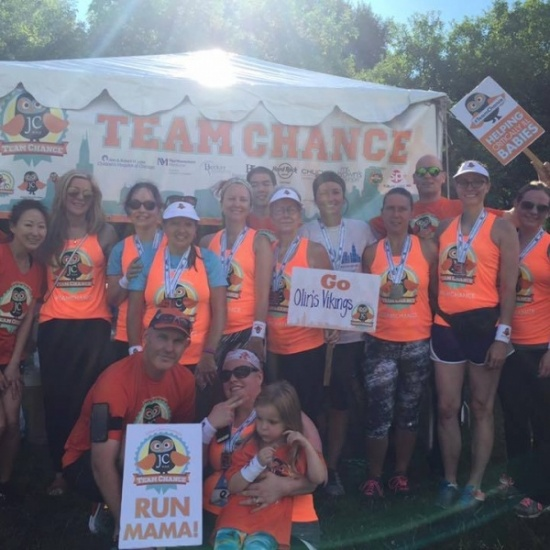 Team Chance: Owl Ride for Jackson 2017 Photo