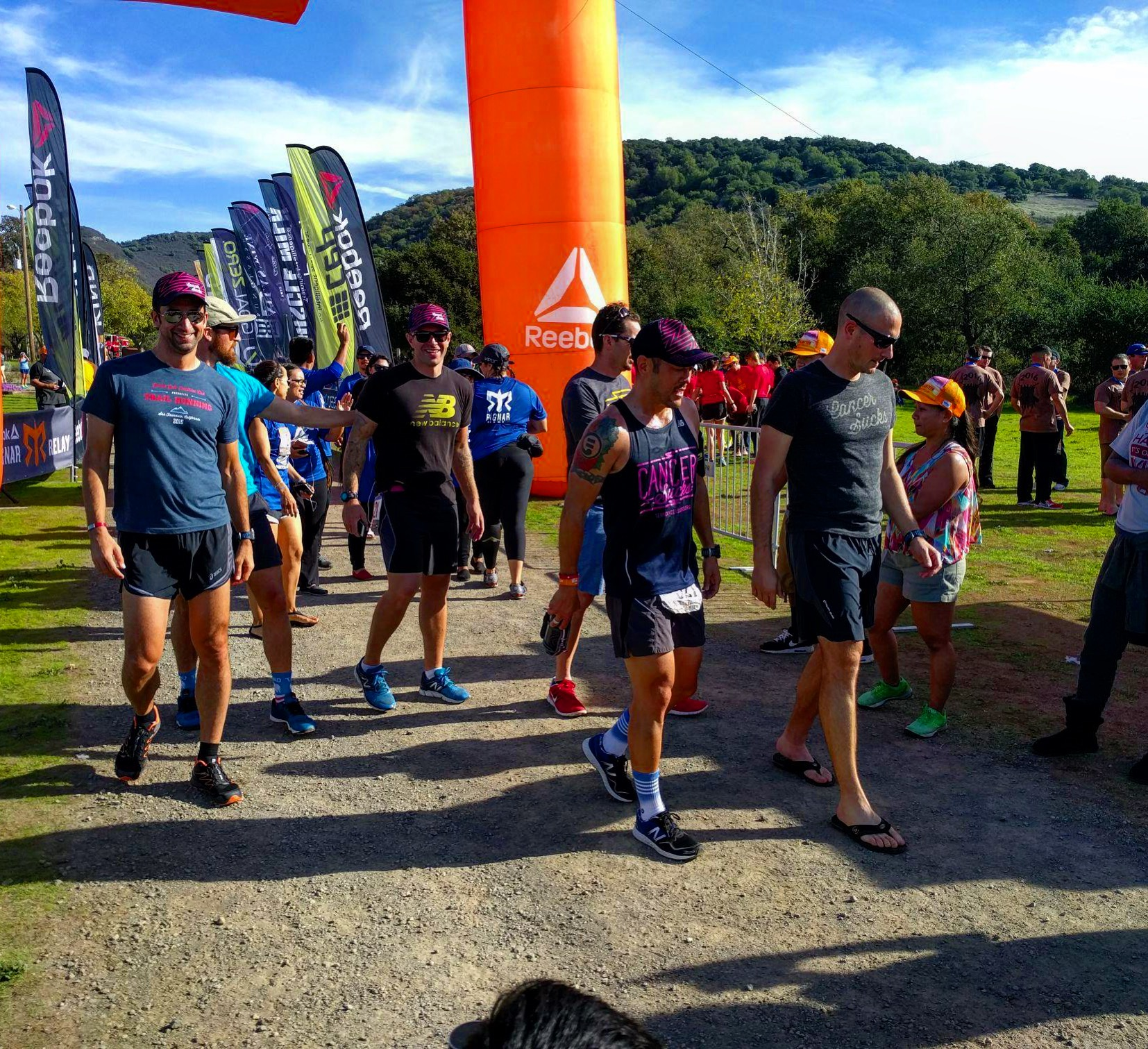 Reebok Ragnar Napa Valley 2017 Photo