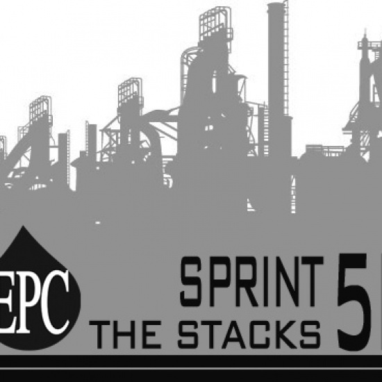 Sprint the Stacks 5K Photo