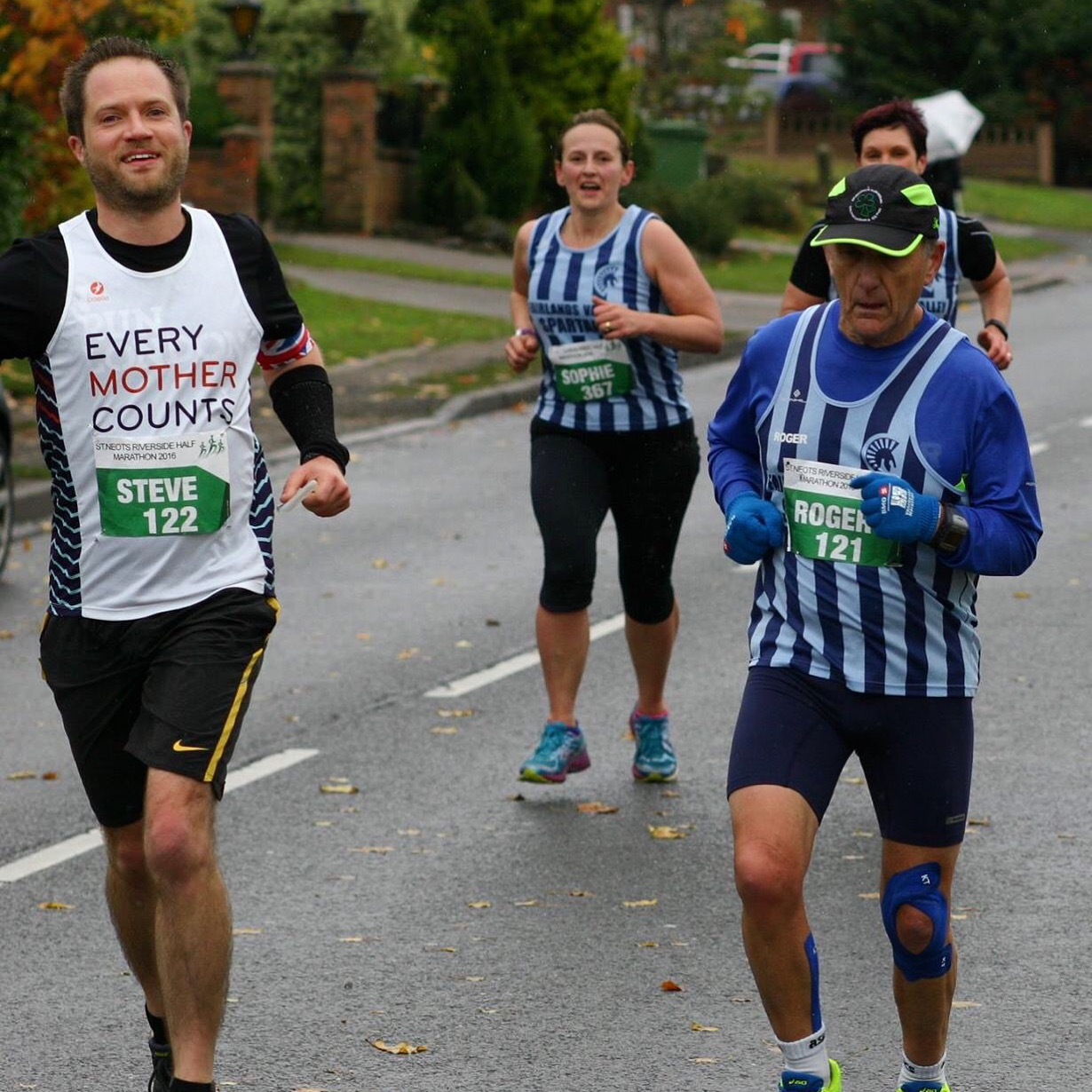 2017 BMW Berlin Marathon- Team Every Mother Counts Photo