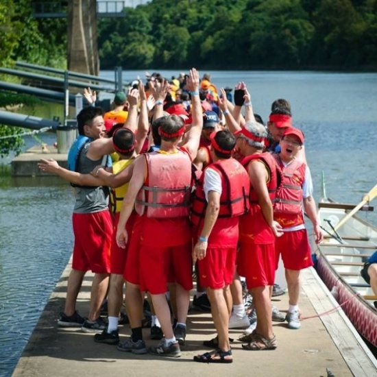 Cumberland River Dragon Boat Festival Photo