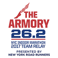 2nd Annual Armory NYC Indoor Marathon Presented by NYRR Photo