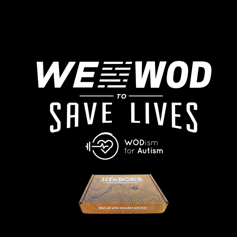 WODism For Autism Photo
