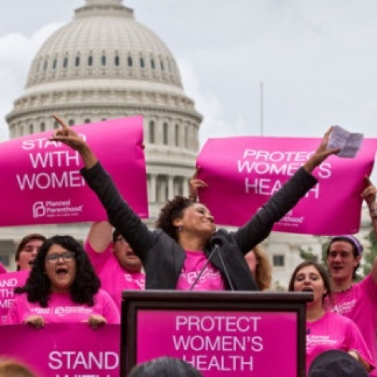 Lift For Planned Parenthood Photo