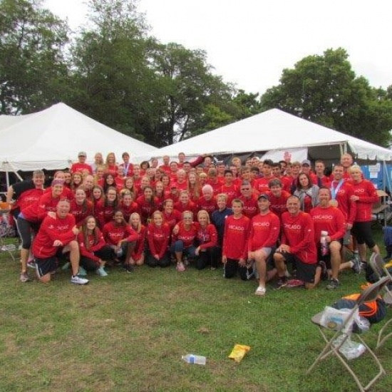 Team HCC - RACING VIRTUALLY FOR A CAUSE! Photo