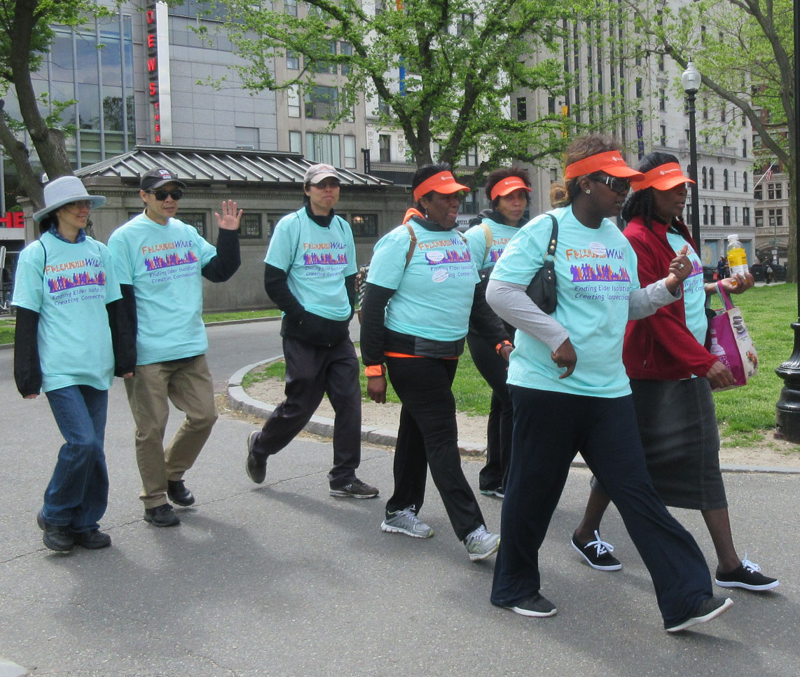 FriendshipWorks Second Annual Walk-a-Thon Photo