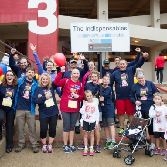 Hoosiers Outrun Cancer Photo