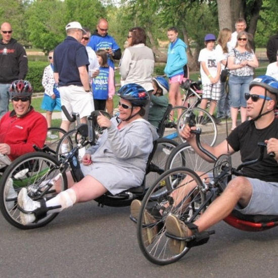 2017 Spina Bifida of Colorado Walk N Roll Photo