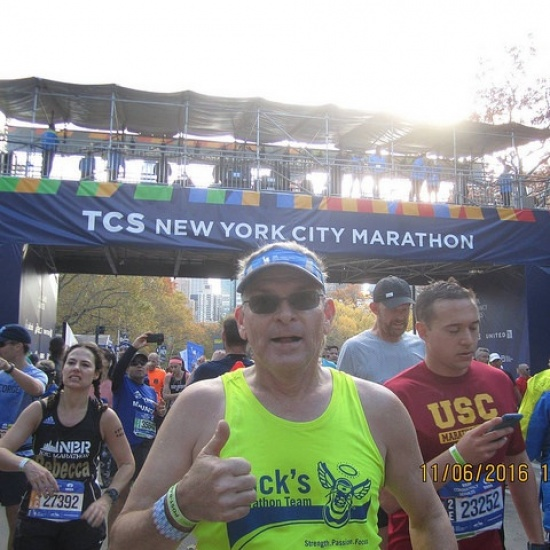 Jacks Team NYC Marathon 2017 Photo