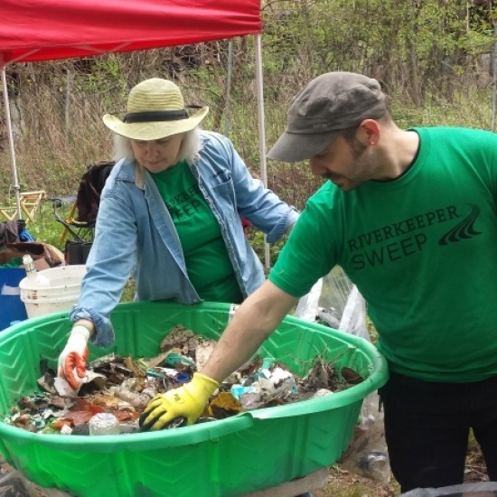 2017 Riverkeeper Sweep Photo