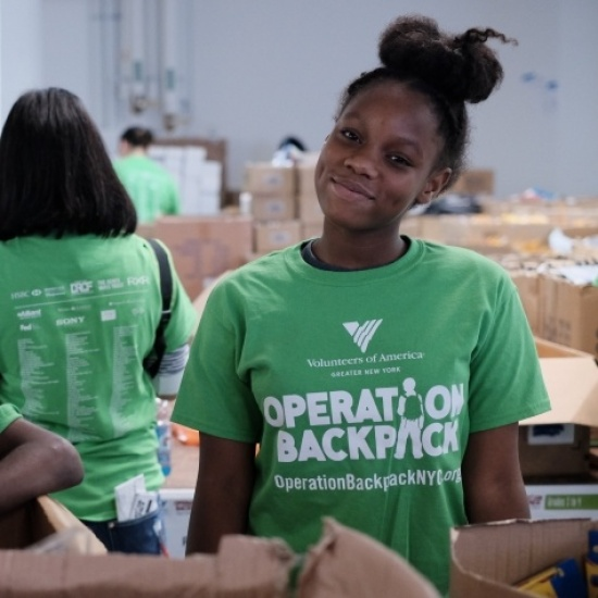 Operation Backpack 2017 Photo