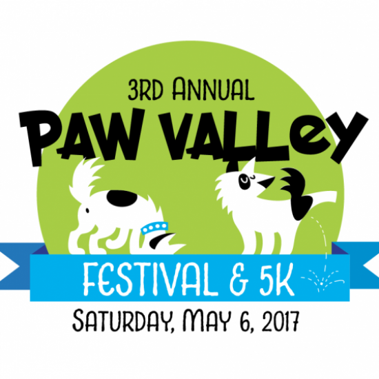 3rd Annual Paw Valley Festival & 5K Photo