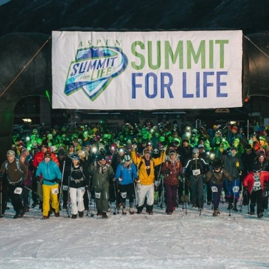 12th Annual Aspen Summit for Life Photo