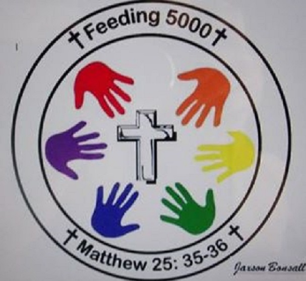 Feeding 5000  and Agape Childrens Home  are one  Non Profit Photo