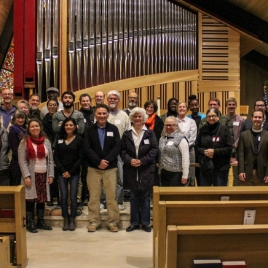 Abrahamic Reunion Community Service Monterey County 2017 Photo