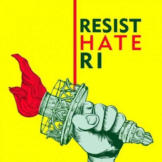 Resist Hate RI — April 2017 Fundraising Drive Photo