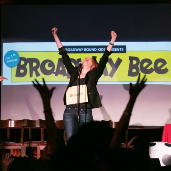 The 2nd Annual Broadway Bee Photo