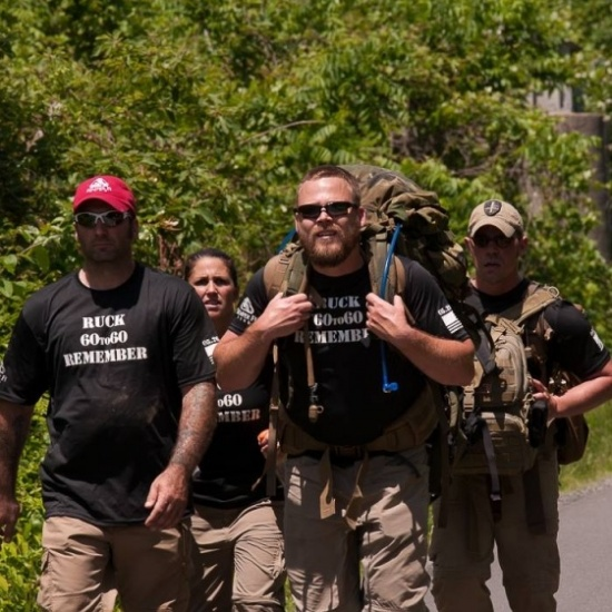 2017 Ruck to Remember Photo