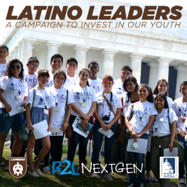 Latino Leaders Campaign 2017-2018 Photo