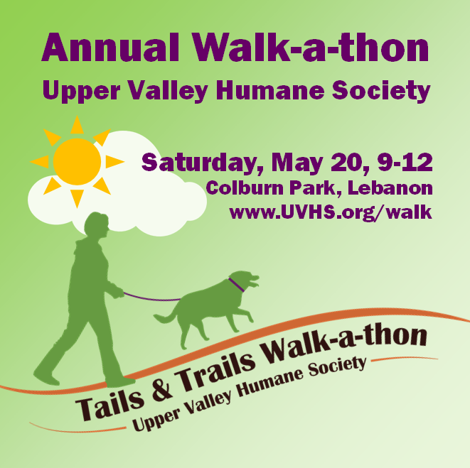 2017 UVHS Tails & Trails Walk-a-thon Photo