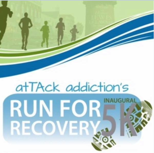 Run for Recovery 5K / Sussex County Chapter of atTAcK addiction Photo