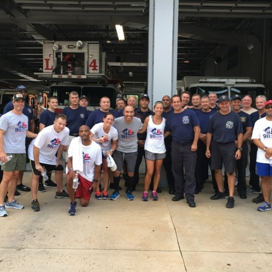 9/11 Promise Run Photo
