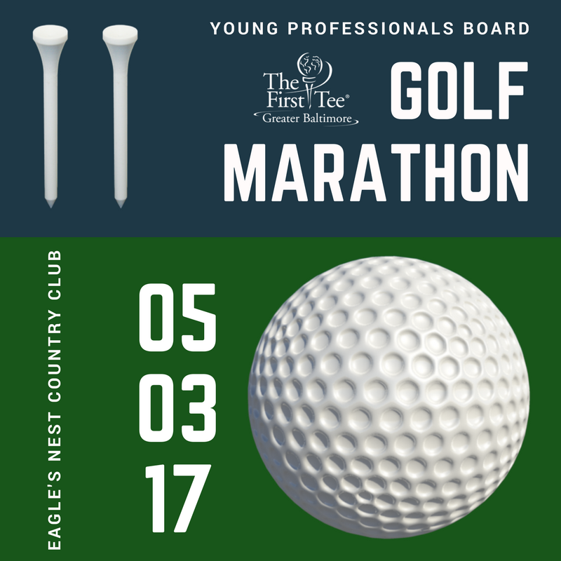 The Young Professionals Board Golf Marathon Photo