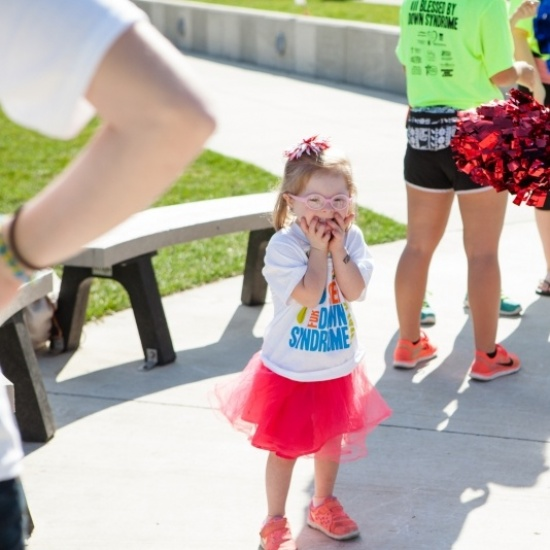 HADSA Step Up for Down Syndrome walk/5k Photo