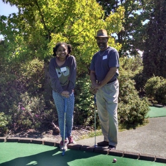 ICS 2017 PUTT-PUTT GOLF TOURNAMENT Photo
