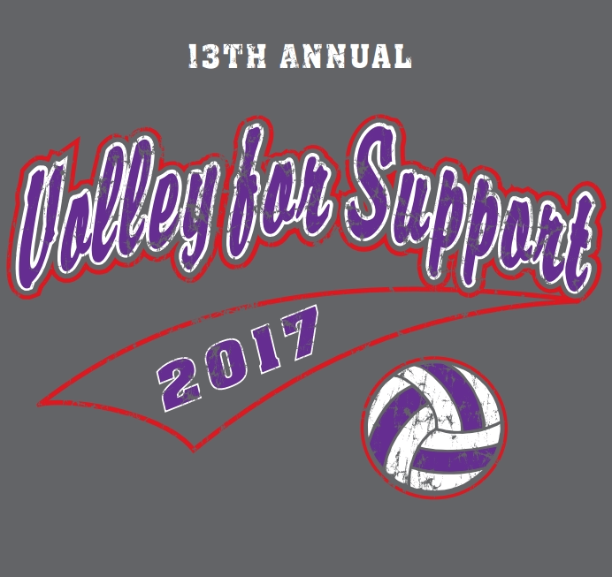 """13th Annual """"Volley for Support"""