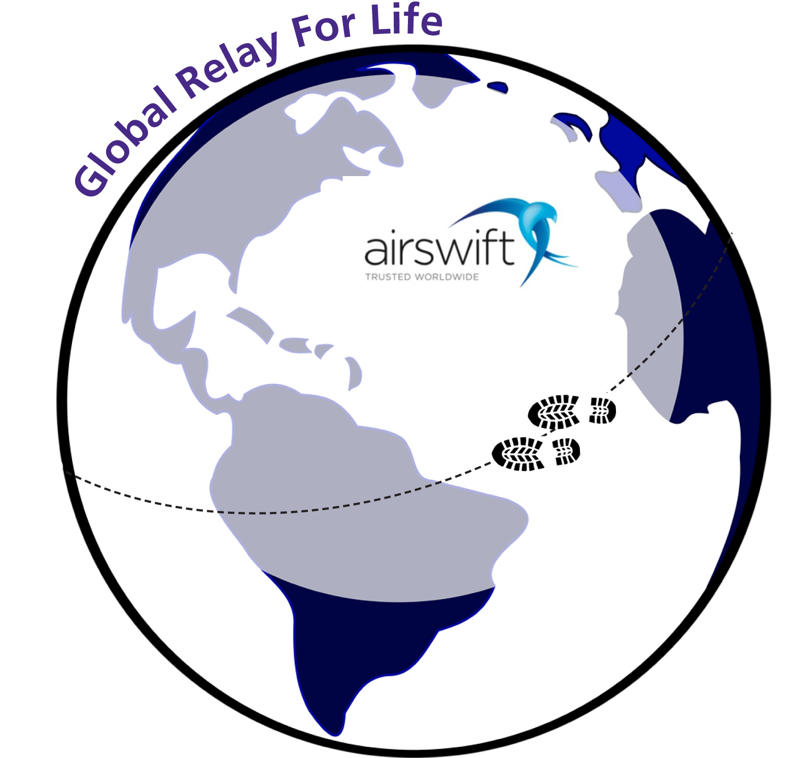 Global Relay For LIfe of Airswift Photo