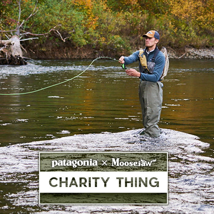 Patagonia x Moosejaw $10,000 Charity Thing Photo