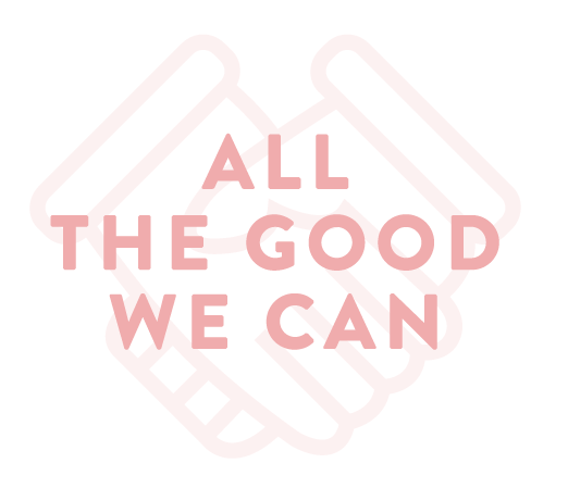 All The Good We Can Photo