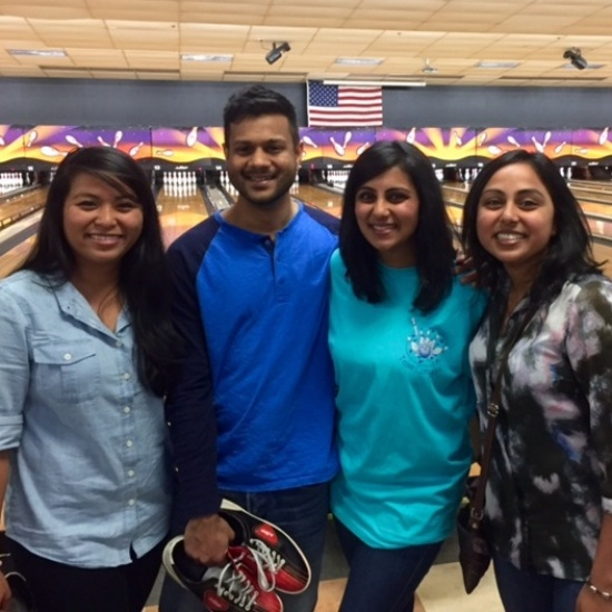 2017 Atlanta Cancer Care Foundation Bowling FUNdraiser Photo