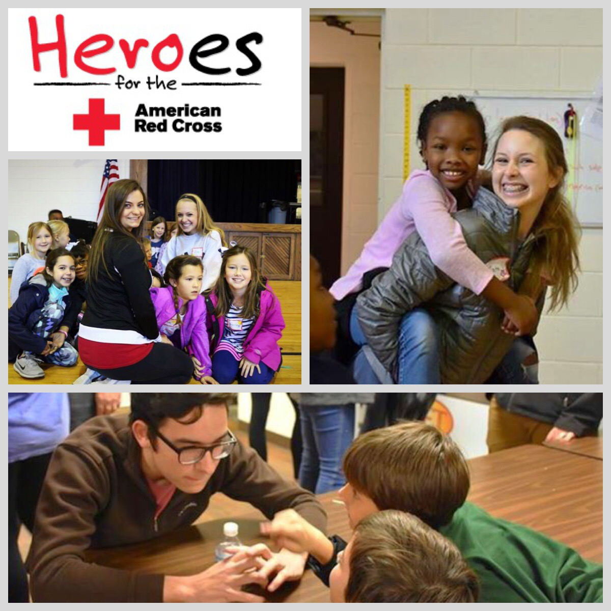 Heroes for Relief - The American Red Cross 2017 - Youth Board Photo