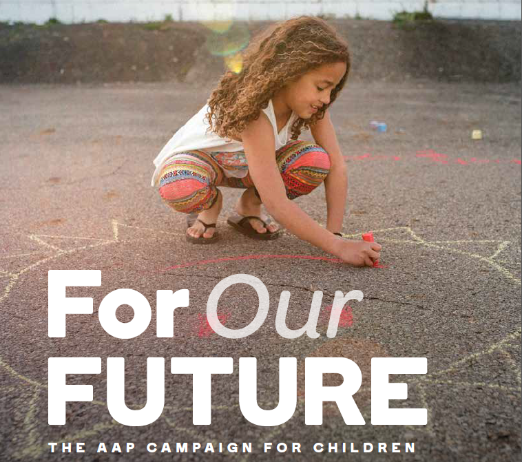 For Our Future: The AAP Campaign for Children Photo