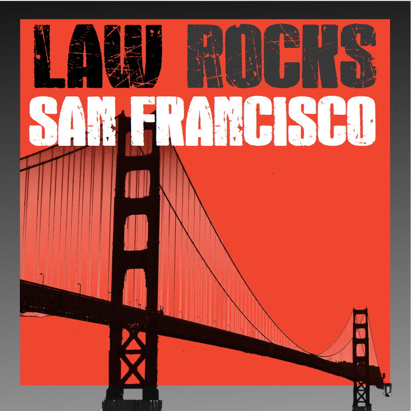 Fifth Annual Law Rocks San Francisco Photo