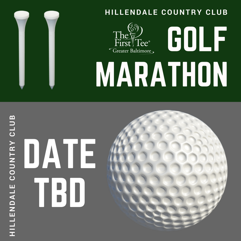 Hillendale Golf Marathon benefiting The First Tee of Greater Baltimore Photo