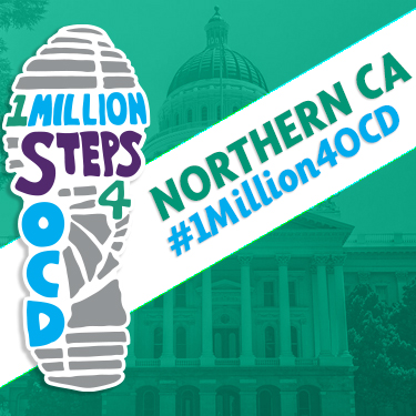Northern CA #1Million4OCD Walk Photo