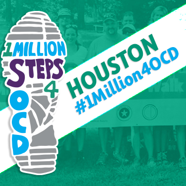 HOUSTON #1Million4OCD Walk Photo