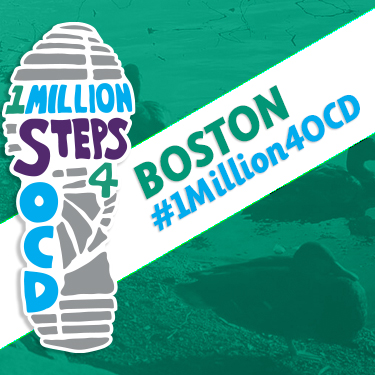 BOSTON #1Million4OCD Walk Photo