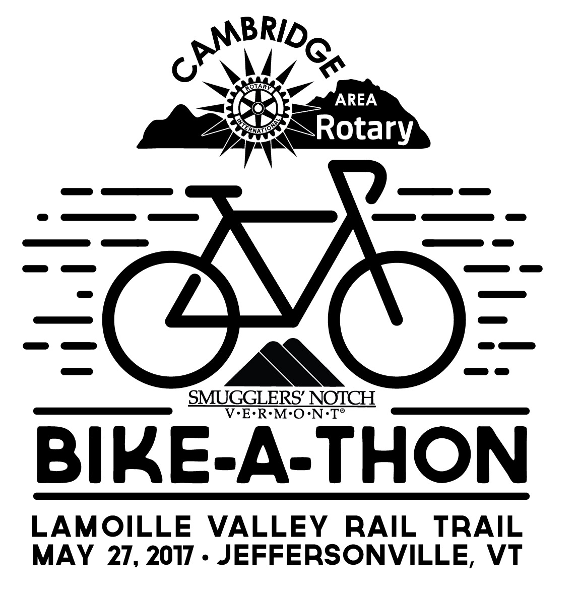 Lamoille Valley Rail Trail Bike-A-Thon Photo