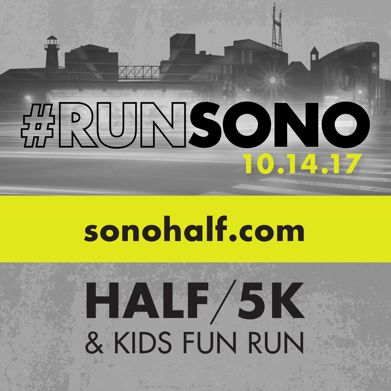 2017 SoNo Half Marathon / 5K & Kids Fun Run Photo