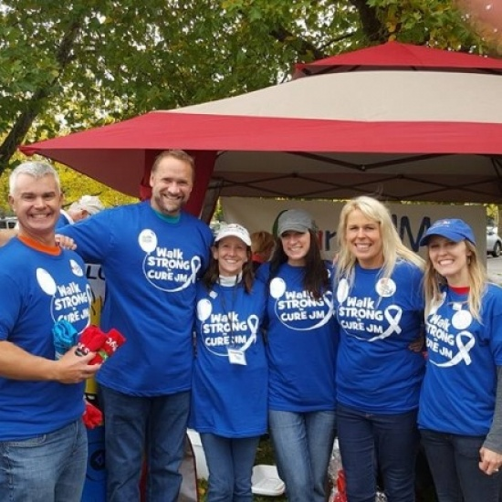 Walk Strong to Cure JM - Florida Photo