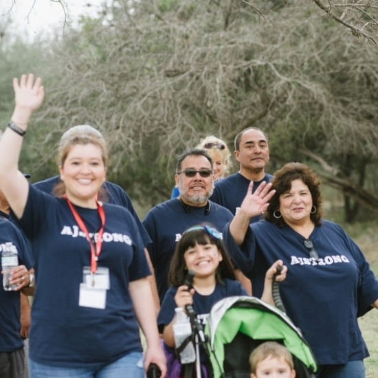 Walk Strong to Cure JM - Austin-San Antonio Photo